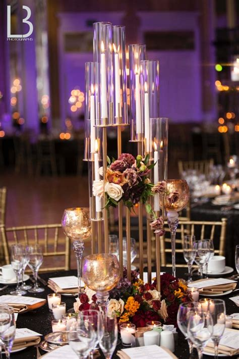 aura candelabra gorgeous original wedding candelabra