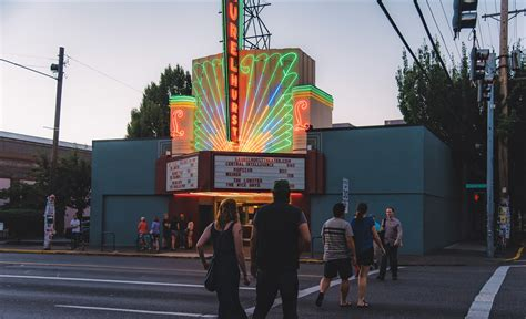 Theater Portland by We Visited Every Neighborhood Theater In Portland