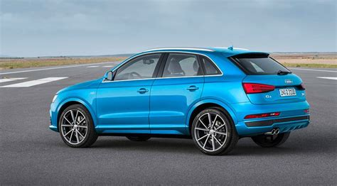 facelift time for audi q3 2015 by car magazine