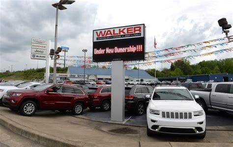 Walker Chrysler Dodge Jeep Ram  Angebot Erhalten