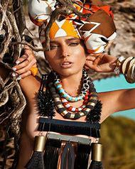 African Fashion Editorial