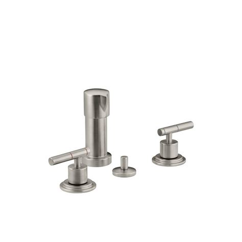 Kohler Devonshire Bidet Faucet by Kohler Revival 2 Handle Bidet Faucet In Polished Chrome K