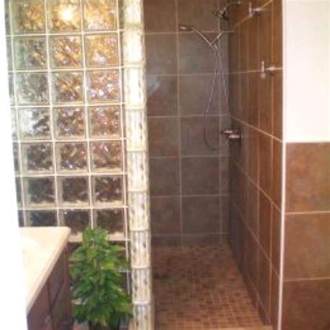 doorless shower finish  basement shower remodel