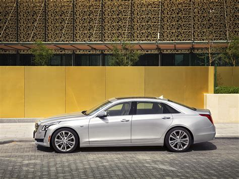 2017 Cadillac Ct6 In The Uae