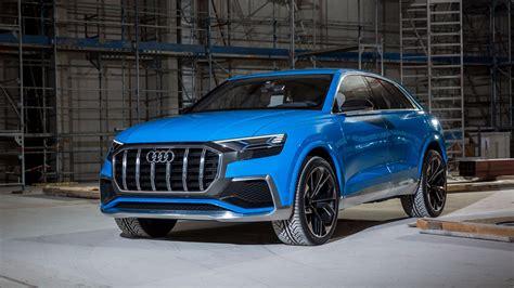 News  Geneva Debut Set For Audi's Hot 'rs Q8 Concept