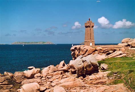 ploumanac h lighthouse