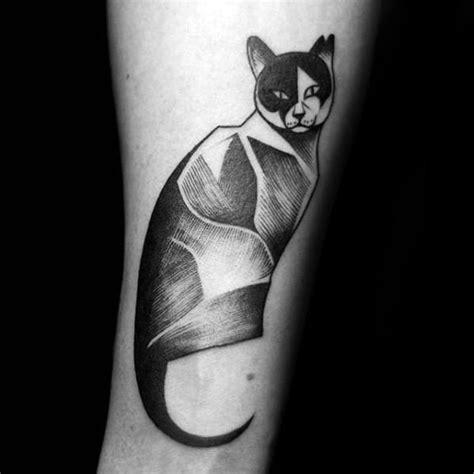 70 Cat Tattoo Ideas For Men - Feline Designs