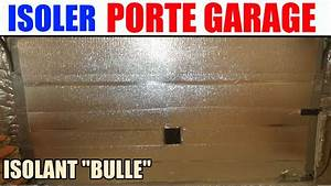 isoler une porte de garage kit isolation porte de garage With isolation bas de porte