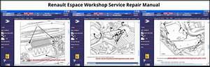 Renault Espace Service Repair Workshop Manual