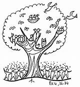 Seed Mustard Parable Coloring Tree Clipart Clip Bible Craft Sunday Sower Crafts Activities Jesus Children Colouring Clipartkid Template Printable Lesson sketch template