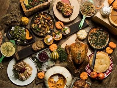 Thanksgiving Vegas Las Restaurants Dining Dinner Orlando