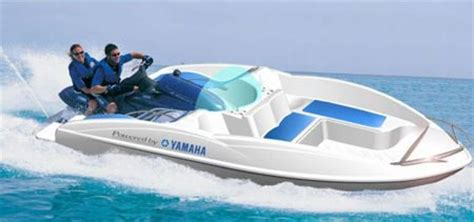 Jet Boat Vs Jet Ski by Waveboat Is A Boat Attachment For Jet Skis Geekologie