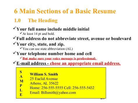 How To Write Your High School Education On Resume by Cover Letter And Resume Writing For High School Students