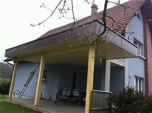 nos realisations archives abt construction bois With maison toit plat bois 3 grande terrasse couverte 224 toit plat abt construction bois