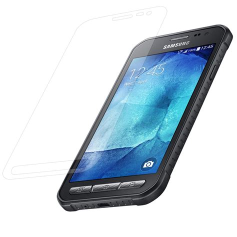 samsung galaxy xcover  lasinen naeytoensuoja mm
