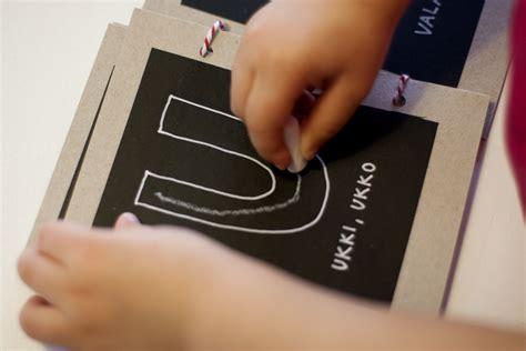 UKKONOOA: DIY Mācīties burtiņus.   Diy preschool, Diy kids ...