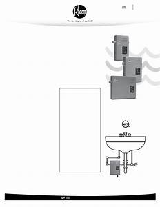 Rheem Tankless Electric Rte 13 Specification Sheet