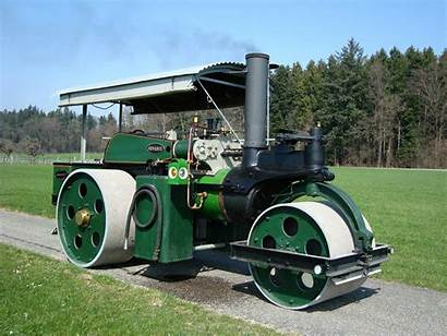 Steam Roller Wallis Steevens Ton Road Aveling