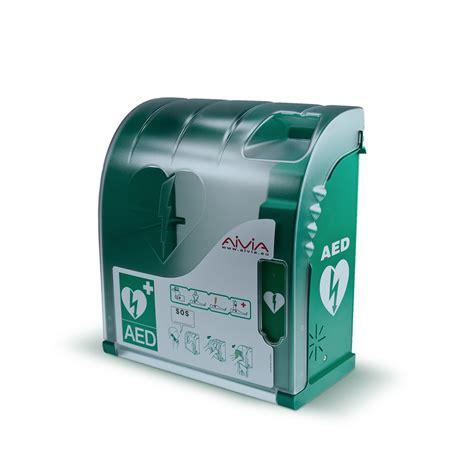 Defibrillator Cabinet by Aivia 200 Outdoor Indoor Aed Cabinet C W Alarm Heating
