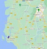 Map Of Perak Malaysia Google - Maps of the World