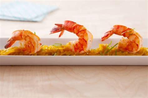 cours cuisine chef étoilé recettes gambas par l 39 atelier des chefs