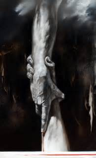 The Hands of Jesus Reaching Out to Me