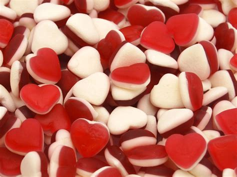 Sweet : Strawberry Hearts, Heart Throbs Sweets