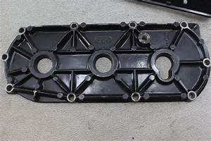 Mercury Outboard 50hp Cylinder Block Cover Water Jacket