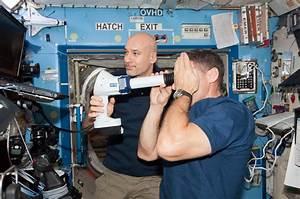 Astronauts Luca Parmitano and Michael Hopkins | NASA