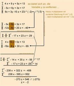 Schnittpunkt Mit X Achse Berechnen : lineare gleichungssystem mit 3 variablen bungsaufgaben ~ Themetempest.com Abrechnung