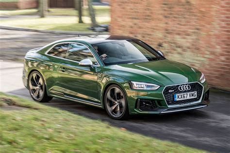 Audi Car : Audi Rs5 Coupe Long-term Review