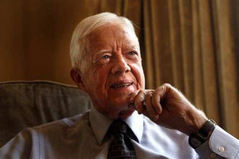Jimmy Carter becomes first U.S. president to celebrate ...