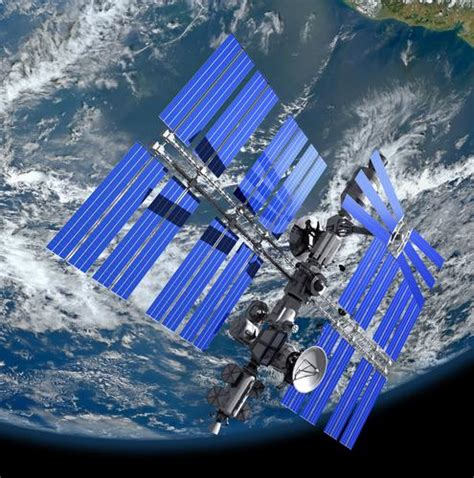 Aviation Medical Exams Of Miami » Iss Marks Production Of
