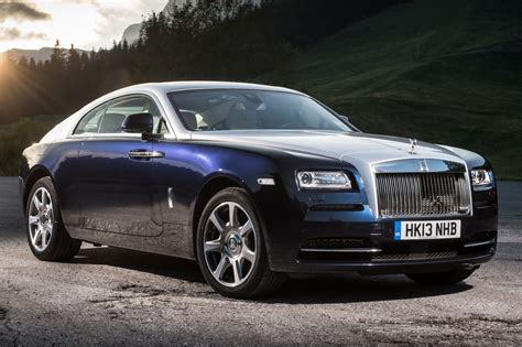 2016 Rolls-royce Wraith Pricing