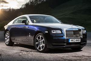 Rolls Royce Wraith : 2016 rolls royce wraith pricing for sale edmunds ~ Maxctalentgroup.com Avis de Voitures