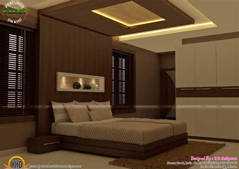 As its name, it should get the best design and decor for the interior. Master bedrooms interior decor - Kerala home design and ...
