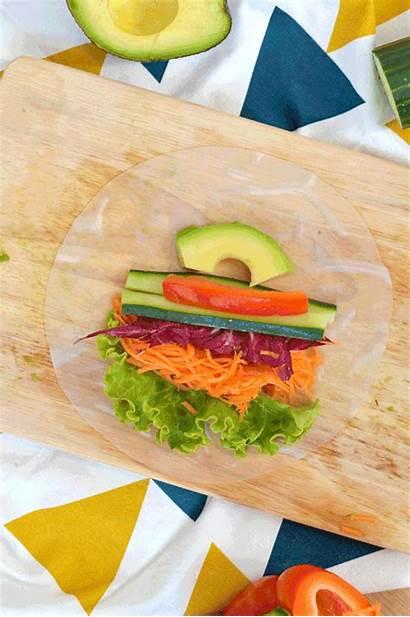 Printemps Sandwich Gluten Vegan Rouleaux Alternative Rolls