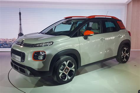 citroen aircross c3 citroen c3 aircross pictures specs and info by car magazine