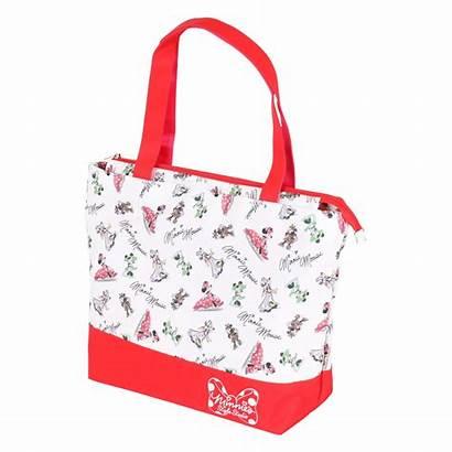 Studio Pouch Tote Bag Minnie Tdl Disneyland