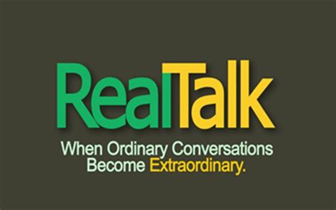 real talk lifeforming institute