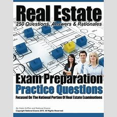 Real Estate Exam Preparation Practice Questions  9781483904788 Slugbooks