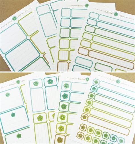 binder label binder labels in a vintage theme by cathe holden worldlabel