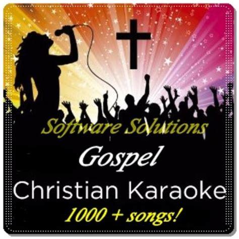 Music Software  Christian Gospel Karaoke For Pclaptop