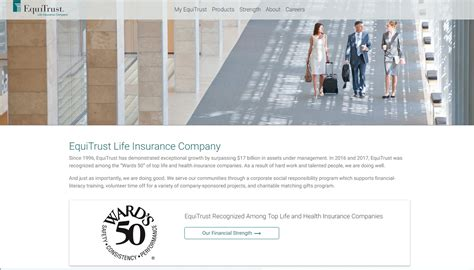 Correspondent:g brian pingel brownwinick law firm suite 2000, des moines, ia 50309. EquiTrust Life Insurance | WinCorp - Best Insurance Marketing Organization (IMO)