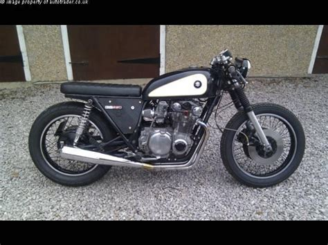 Suzuki Gs 550 Cc, That's What You Do With A 70's 550