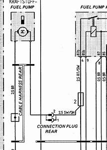 Fuel Pump Wiring Harness Routing Question