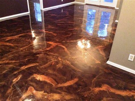 Metallic Epoxy Flooring Option ? Home Ideas Collection