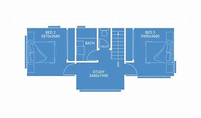 Extension Plans Floor Examples Second Plan Storey