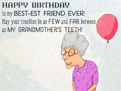 Far Birthday Friend Away Happy Best
