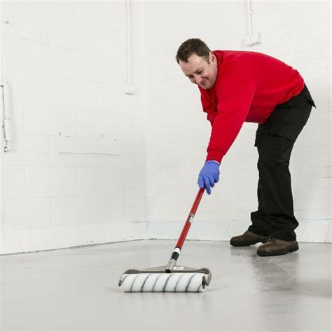 Garage Floor Paint Kit   Epoxy Coating, Etchant